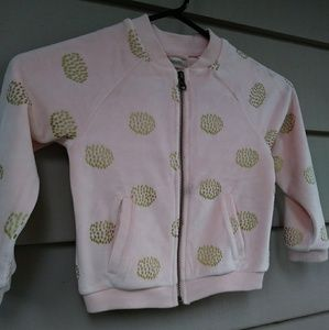 Gymboree Soft Pink Jacket 3T